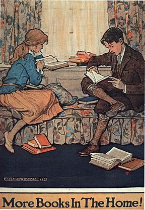 books-poster